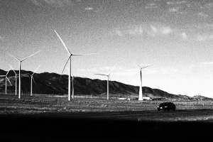 CAlifornia City limits windpower